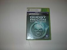 XBOX 360 TOM CLANCYS GHOST RECON FUTURE SOLDIER W/MANUAL 2012