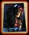 2001 TOPPS PLANET OF THE APES RULE THE PLANET MOVIE CARD PROMO NMMT CONDITION