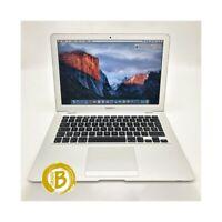 "Notebook Apple Macbook Air 13 "" A1304 2009 2 Duo RAM 2GB SSD 120GB Keyboard Ita"