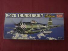 """P-47D Thunderbolt """"Eileen""""- SCALA 1/72 Academy"""