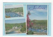 Solva Pembrokeshire 1997 Postcard 352a