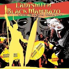 Ilembe: Honoring Shaka Zulu by Ladysmith Black Mambazo (SACD, 2008, Heads Up)NEW