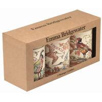 Emma Bridgewater Game Birds Set of 3 Storage Caddies