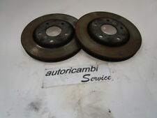 04721995AB PAIR FRONT BRAKE DISCS DODGE JOURNEY 2.0 103KW D AUT 5P (2008)