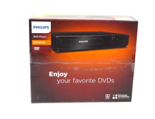 Philips DVD Player DVP2702/F7 Black - A