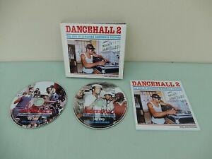 Dancehall 2 - The Rise of Jamaican Dancehall Culture - 2 CD Double Album Reggae