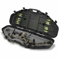 Compound Bow Case Hard Plano Protector Series Archery Storage Pillarlock Black