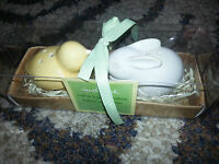 HALLMARK EASTER Chick & Bunny Set of 2 SALT PEPPER SHAKERS Chicken Rabbit NEW