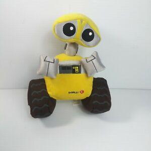 Disney Pixar Wall-E Plush Toy 8inch Good Condition