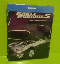 The Fast and Furious 5 - Blu-Ray Steelbook (BRAND NEW)