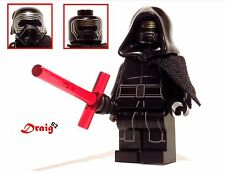 LEGO Star Wars (Genuine) - Kylo Ren *NEW* from set 75104, Kylo Ren's Shuttle
