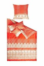 Parures et housses de couette en satin de coton pour Taie d'oreiller, 135 cm x 200 cm