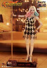 Hot Toys 1/6 MMS439 – Suicide Squad – Harley Quinn (Dancer Dress Version)