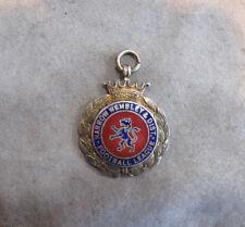 Vintage Harrow Wembly & District Football League Pendant