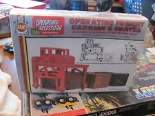 A.H.M. Operating Accessory Freight Carrier and Crates NEW SEALED