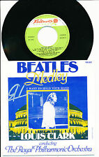 """THE ROYAL PHILHARMONIC ORCHESTRA 45 TOURS 7"""" HOLLANDE BEATLES MEDLEY"""