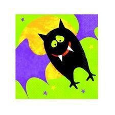 Murciélago Halloween Papel Servilletas - Niños Espeluznante Fiesta
