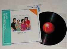 CIRCUS New Horizon LP Vinyl Japan Soul Pop 1979 * RAER