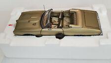 Danbury Mint 1/24 1968 Pontiac GTO Convertible Great Detail in Box