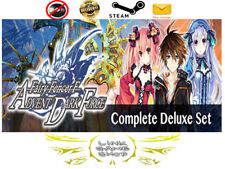 Fairy Fencer F: Advent Dark Force Complete Deluxe Set 8DLC  PC Digital STEAM KEY