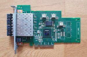 IBM / PMC 31P1811 4-Port 8Gb/s PCIe x8 FC Adapter - 4x GBiC 31P1630 8Gb/s