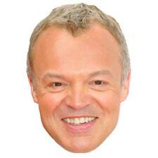 Graham Norton Celebrity Mask, Card Face and Fancy Dress Mask