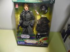 "World Peacekeepers Helicopter Pilot 12"" 1/6 figure Power Team Elite"
