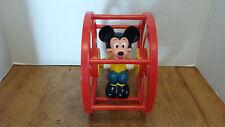 Mickey Mouse Roll toy, Walt Disney an iLLCO preschool toy, Hong Kong