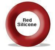 Silicone o-rings Size 142      Price for 5 pcs