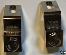 Top post to front post battery terminal adapter / pair