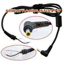 Cavo DC Power Jack Spinotto Filo Alimentatore Notebook Asus L3800 Serie