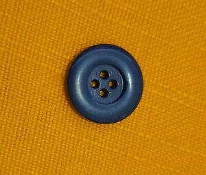 button color blue 4 hole