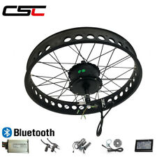 electric fat bicycle Conversion Kit 36V 250W 20 24 26 inch 4.0 Tyre fat Ebike