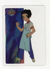 figurina MEDAROT LAMINCARDS COLLECTION EDIBAS - NUMERO S09 HENRY