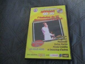 "DVD ""BIENVENUE CHEZ GUY BEART"" Joe DASSIN, Enrico MACIAS, Nicole CROISILLE, ..."