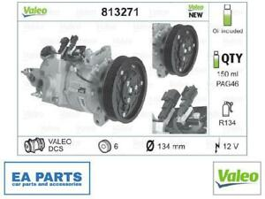 Compressor, air conditioning for VOLVO VALEO 813271