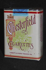 CHESTERFIELD, 1938 EARLY WW2 CIGARETTE PACK          wz-qm prop