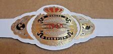 TNA womens Wrestling Heavyweights championship Title belt.adult size(4mm Plates)