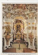 Die Wies Steingaden Germany Postcard 260a