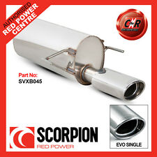 Vauxhall Astra Mk5 Sporthatch 2005-2009 Scorpion Rear Silencer Only Evo SVXB045
