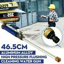 More details for high pressure power washer water spray gun nozzle wand attachment hose garden yd