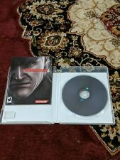 Metal Gear Solid 4: Guns of the Patriots Complete (PS3, 2008) Not For Resale