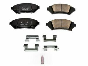 For 2005 Buick LeSabre Disc Brake Pad and Hardware Kit Front Power Stop 15724BW