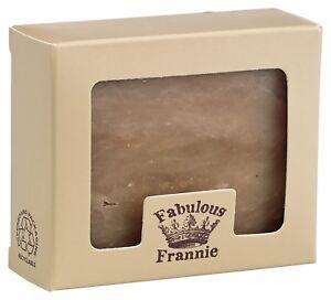 FRANKINCENSE & MYRRH Herbal Soap Bar Pure Essential Oils by Fabulous Frannie