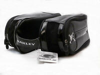 OAKLEY SKULL GOLF SHOE BAG 4.0 BLACK PROTECTIVE VENTILATED BAG NEW RARE LAST ONE