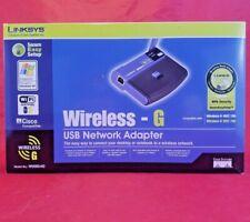 Cisco Linksys WUSB54G Wireless Network 802.11g/b USB Wifi Adapter Clearance