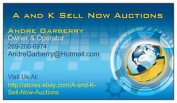 A and K Sell Now Auctions