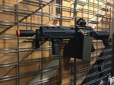 Airsoft Krytac Full Metal LMG AEG With Accessories