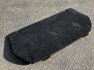 98755103905 Porsche Cayman Black Carpet Engine Cover
