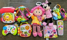 New listing Huge Baby Girl Toddler Toy Lot Interactive Educational Fisher Price